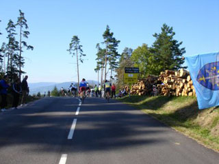 picture of the Col de Freland